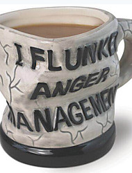 Novelty Drinkware, 400 ml BPA Free Ceramic Coffee Milk Coffee Mug Travel Mugs