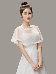 Wickeltücher für Frauen Kleine Umhänge Spitze Hochzeit Spitze