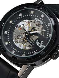 Men's Women's Unisex Sport Watch Dress Watch Skeleton Watch Fashion Watch Wrist watch Mechanical Watch Automatic self-windingGenuine