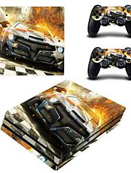 B-Skin Autocollant Pour PS4 Prop Nouveauté