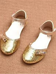 Sandals Comfort Leatherette Outdoor Casual Pink Silver Gold Running