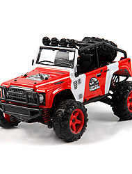 SUBOTECH BG1511 1/22 Off-road RC Racing Truck - RTR  Black Red Orange Sliver
