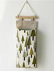 Storage Bags Carts Textile withFeature is Open  For Cars Inside The Paper Towel Bag Random Pattern