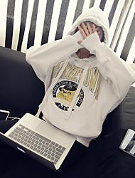 david hip-hop modelos explosão sabor roupas! velo pepita encapuzados carta camisola hoodies solta silhueta!