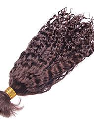 Cabelo Bundle Cabelo Peruviano Encaracolado 12 meses 1 Peça tece cabelo