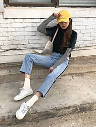 Sign good quality 2017 new jeans
