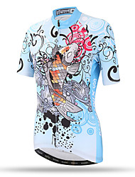 XINTOWN® Women Cycling Jerseys Short Sleeves T Shirts Xintown Team Cycling Clothing Tights Breathable Sportswear Summer