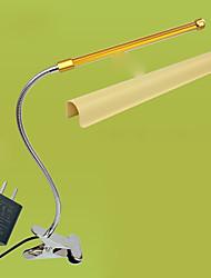 estudantes universitários levaram luzes clipe candeeiro de mesa dormitório lâmpada de mesa lâmpada de cabeceira olho aprendizagem luz de
