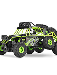 Wltoys 18628 1/18 2.4G 6WD Electric rcToys rc Car Model Off-Road Rock Crawler Climbing RC Buggy Car RTR Outdoor