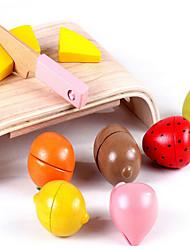 Brinquedos de Faz de Conta Hobbies de Lazer Brinquedos Novidades Brinquedos Madeira Arco-Íris Para Meninos Para Meninas