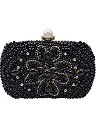 Women Polyester Satin Formal Event/Party Wedding Evening Bag Handbag Clutch More Colors