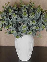 1 Une succursale Plastique Autres Fleur de Table Fleurs artificielles 30*30*48