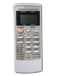 substituto para afiada condicionador de ar de controle remoto CRMC-a705jbez CRMC-a663jbez CRMC-a775jbez CRMC-a729jbez CRMC-a753jbez
