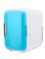 CI Baijia 4л синий автомобиль холодильник автомобиль домой двойной мини-холодильник автомобиль теплый и термоконтейнеры хостел