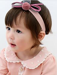 Accessoires Cheveux Toutes Saisons Mélange de coton Rose Filles Garçons