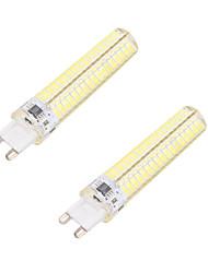 5W G9 G4 G8 BA15D Ampoules Maïs LED T 136 SMD 5730 400 lm Blanc Chaud Blanc Froid Gradable Décorative AC 100-240 AC 110-130 V 2 pièces