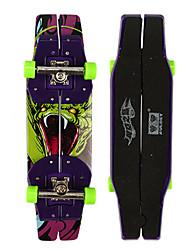 Mini Skateboards & Bikes Leisure Hobby Skate ABS Plastic Purple For Boys For Girls