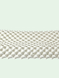 L60 x W40 x H10(low end)-12(high end)cm Natural Latex Pillow Anti-Dustmite Hypoallergenic Antimicrobial