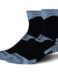 Sport Socks / Athletic Socks Men's Socks Winter Fall/Autumn Thermal / Warm Breathable Thick Sweat-wicking ComfortableCotton Elastane