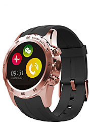 Heart Rate Monitor Bluetooth Wearable Devices Support SIM TF Card Montre Connecter Camera Smartwatch