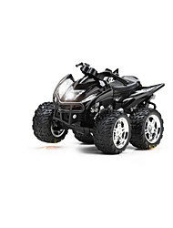 Car JJRC 1:12 Gas RC Car AM Black Ready-To-Go Remote Control Car