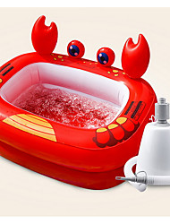 Inflável para Água/Areia Hobbies de Lazer silica Gel Vermelho Para Meninos Para Meninas