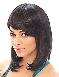 Naturally Medium Length Hair Ethereal Synthetic Wig