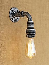 AC 110-130 40 E26/E27 Rustique Rétro Retro Peintures Fonctionnalité for Style mini Ampoule incluse,Eclairage d'ambiance Chandeliers muraux