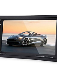 7020g 7-Zoll-Car-Audio-Stereo-MP5 GPS-System Auto-Video-Fernbedienung 1080p GPS-TFT-Touchscreen