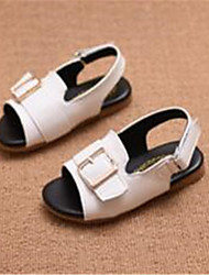 sandales confort similicuir décontracté en plein air vert de course blanc rouge