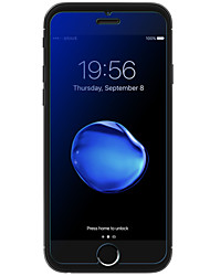 pour apple iphone 7 4.7inch ultra mince 0.28mm anti- ttransparent de blu ray protection d'écran HD en verre trempé 2.5d outil gratuit