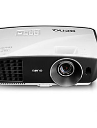 BENQ®W750 Home HD Projector (DLP Chip 2500ANSI Lumens 720P Resolution HDMI)