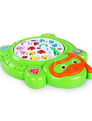Fishing Toys Model & Building Toy Toys Novelty Toys ABS Green For Boys