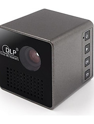 DLP nHD (640x360) Projecteur,LED 15/30 Mini Portable HD DLP Projecteur