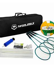 Badminton badminton racket inflatable tube badminton net frame