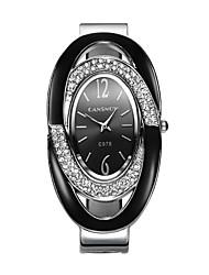 Women's Wrist watch Casual Watch Quartz Alloy Band Silver Brand