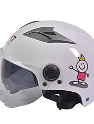 GXT M11 motocykl poloviny helma dual-objektiv harley ochranu proti slunečnímu záření helma léto unisex vhodné pro 55-61cm s krátkou