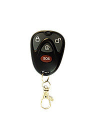 Nice Design Remote Controller & Remote Keyfob for Home Burglar Security Alarm System