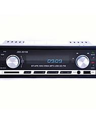 autoradio lecteur stéréo téléphone Bluetooth aux-in mp3 fm / usb / 1 din / télécommande à vendre auto audio voiture 12v iphone 2015