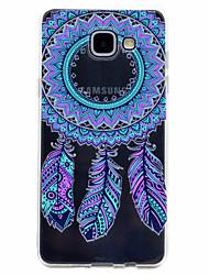 For Samsung Galaxy A3(2017) A5(2017) Dream Catcher Pattern Soft TPU Material Phone Case A7(2017) A510 A310