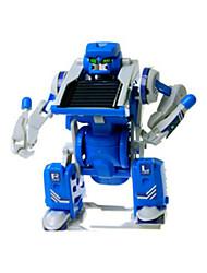 Brinquedos Para meninos Brinquedos de Descoberta Brinquedos a Energia Solar Metal Plástico Azul Marinho