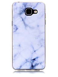 For Samsung Galaxy A3(2017) A5(2017) Case Cover Pattern Back Cover Marble Soft TPU A7(2017) A7(2016) A5(2016) A3(2016)