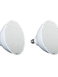 30W E27 Lampes Horticoles LED 500 SMD 3528 3000-3600 lm Rouge Bleu V 2 pièces