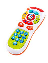Игрушечные телефоны Оригинальные и забавные игрушки Квадратная Пластик Радужный