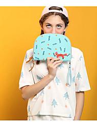 Women Canvas Outdoor Cosmetic Bag