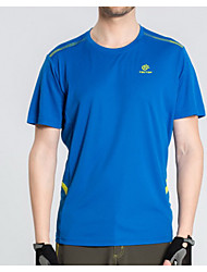 Unisex Tops Leisure Sports Quick Dry Summer