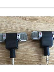 ECM-DS70P Sans fil Microphone de Conférence 3,5mm Argenté