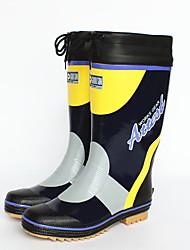 Универсальные Водонепроницаемость Пригодно для носки Высокое голенище Резина Спорт в свободное время Катание на пересеченной местности