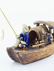 Aquário Decoração Ornamentos Atóxico & Sem Sabor Resina