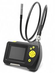 portátil 2,7 lcd câmera de inspeção 8,2 milímetros -1m boroscópio digitais